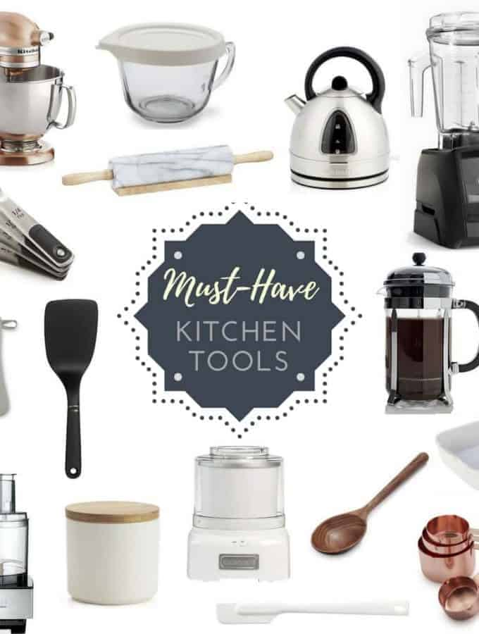 Kitchen Tools (Must Haves)