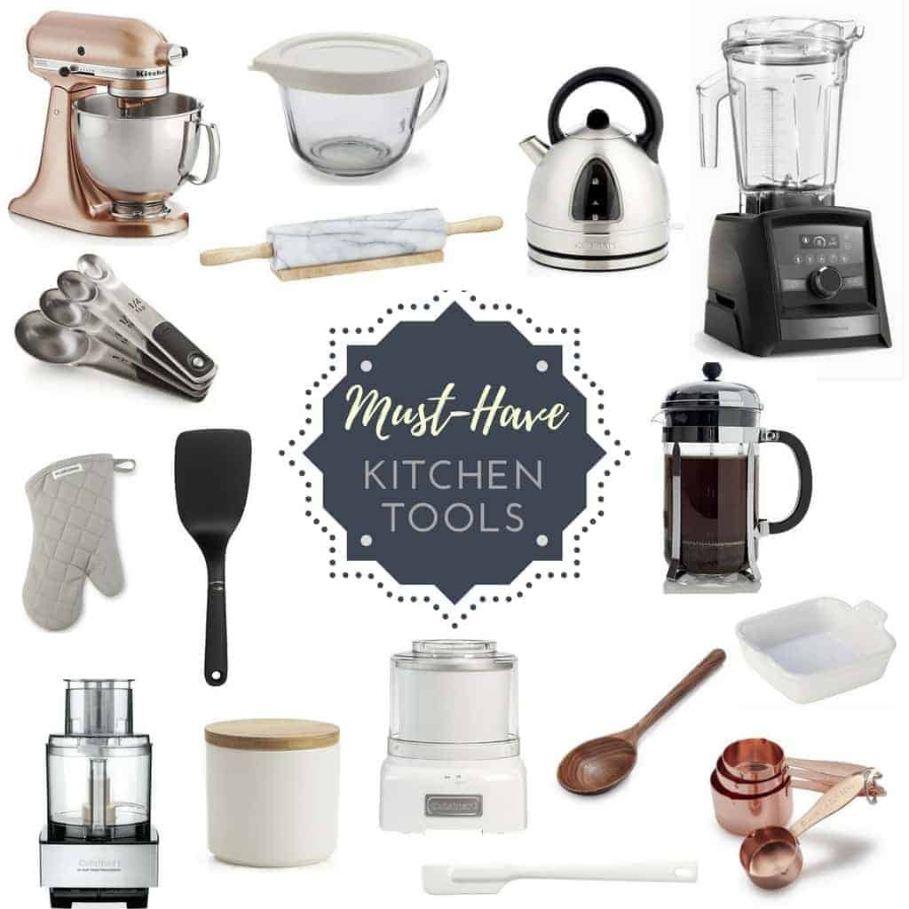 Kitchen Tools (Must Haves) - JoyFoodSunshine