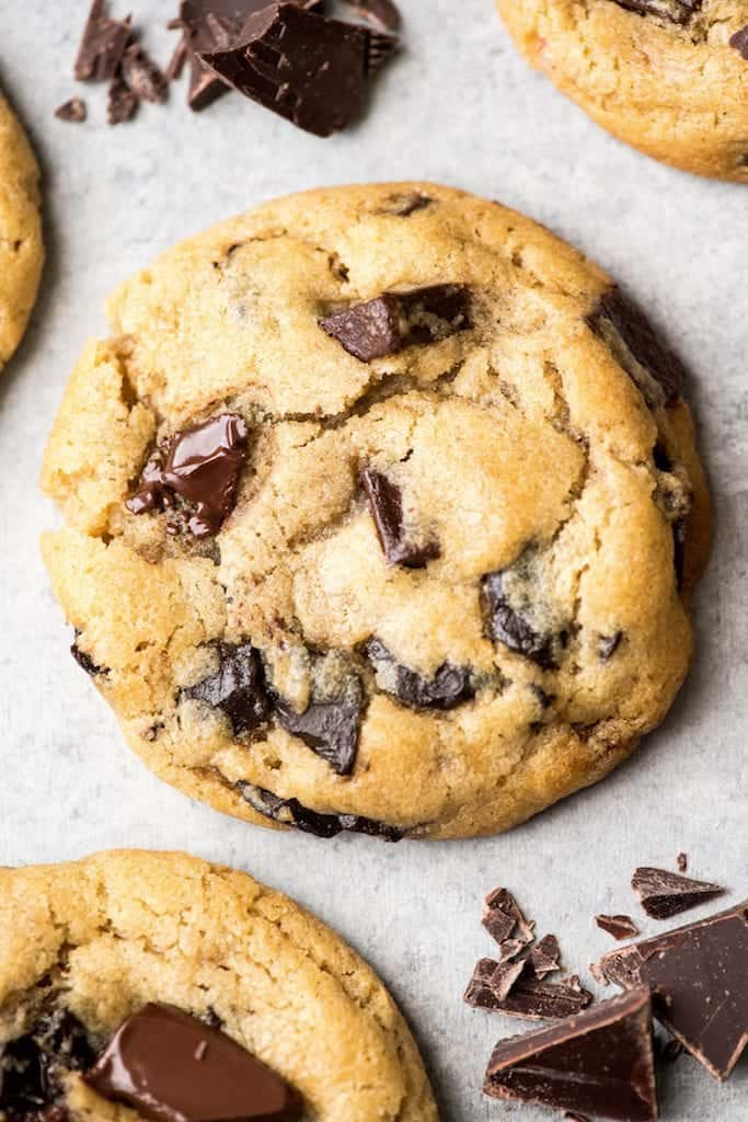 The Best Chocolate Chip Cookie Recipe Ever Joyfoodsunshine