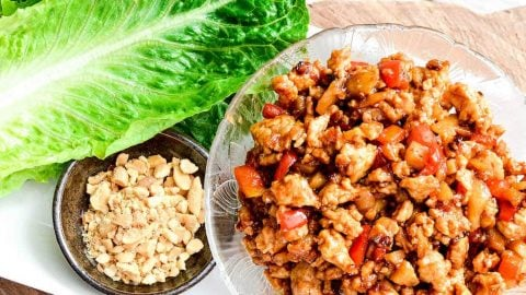 Asian chicken lettuce wraps better than pf changs asian chicken lettuce wraps better than pf changs joyfoodsunshine forumfinder