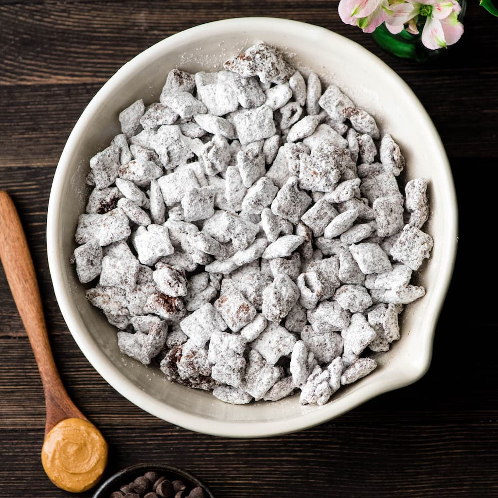 Puppy Chow Recipe Muddy Buddies Joyfoodsunshine