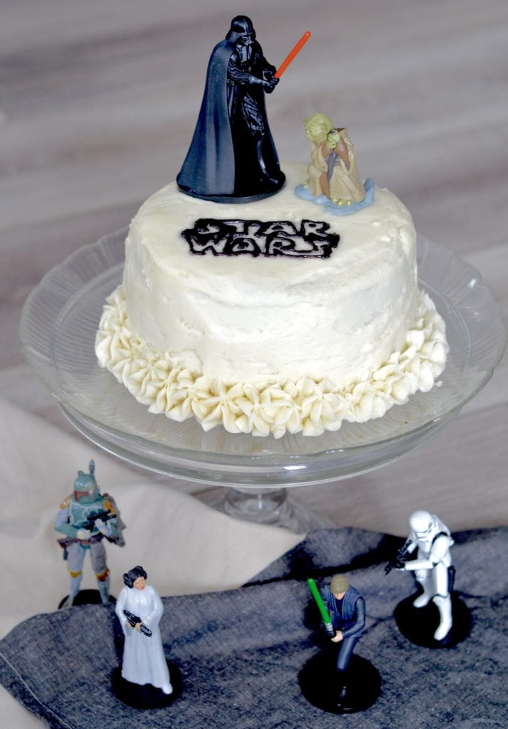 How To Freeze A Cake To Decorate Later