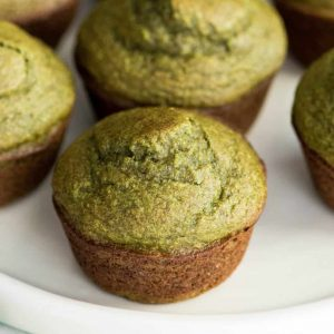 Spinach Banan Muffins Recipe