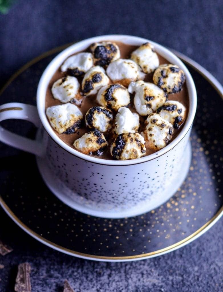 Dairy-Free Hot Chocolate - Joyfoodsunshine