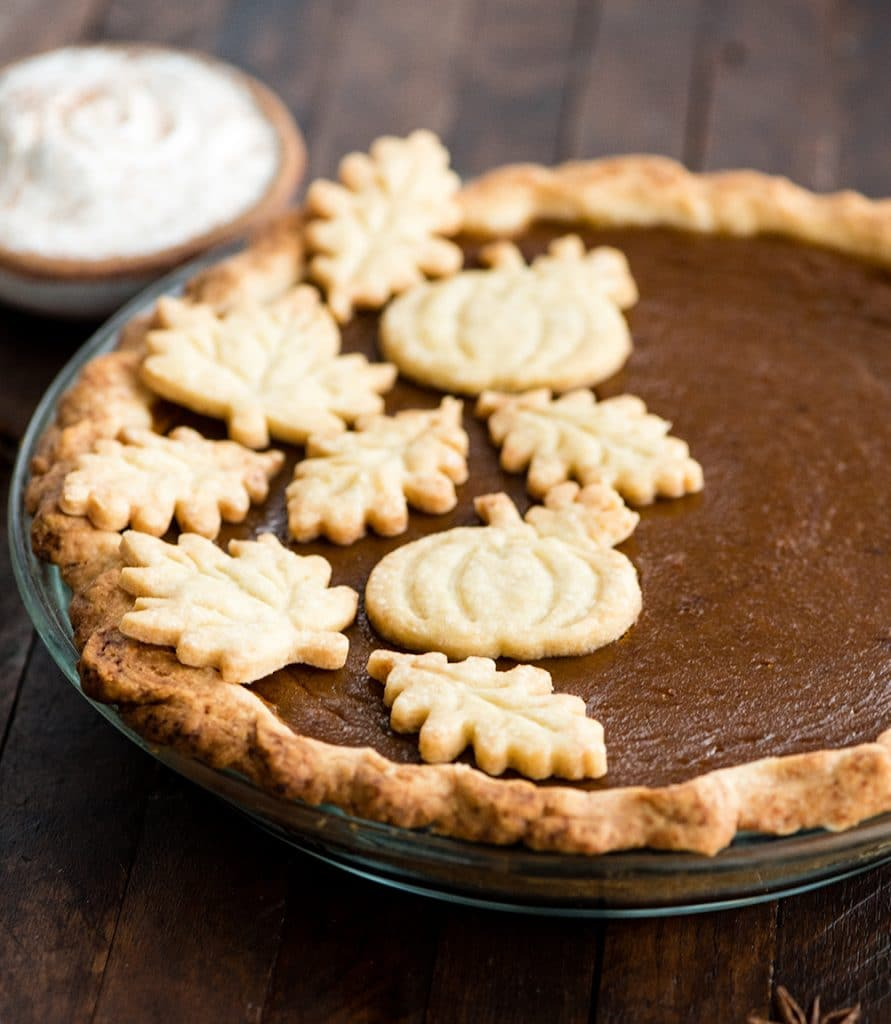 Flaky Homemade All Butter Pie Crust - JoyFoodSunshine