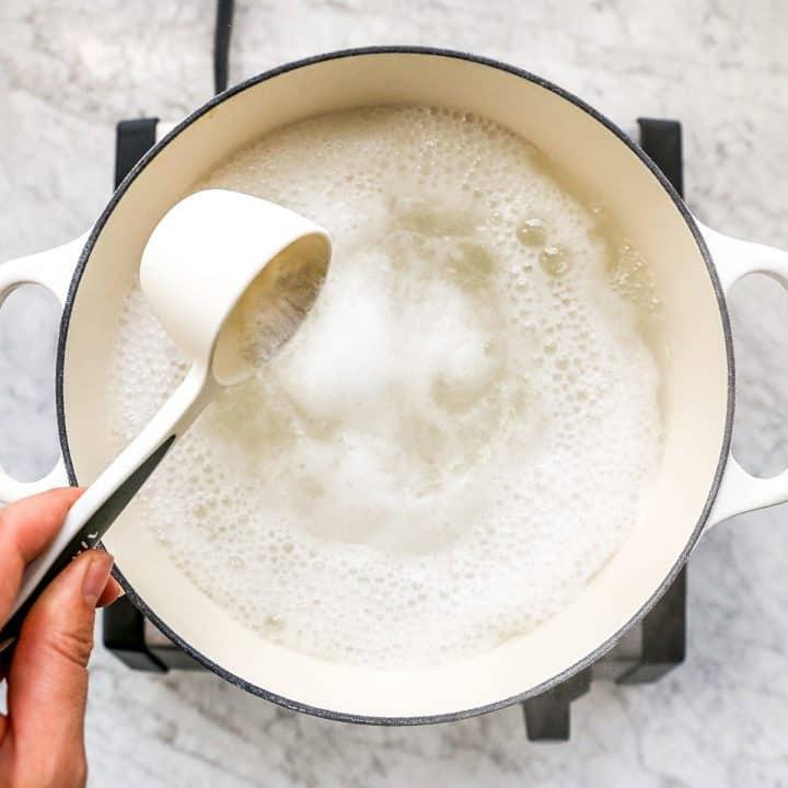 baking soda bath for pretzel dogs recipe