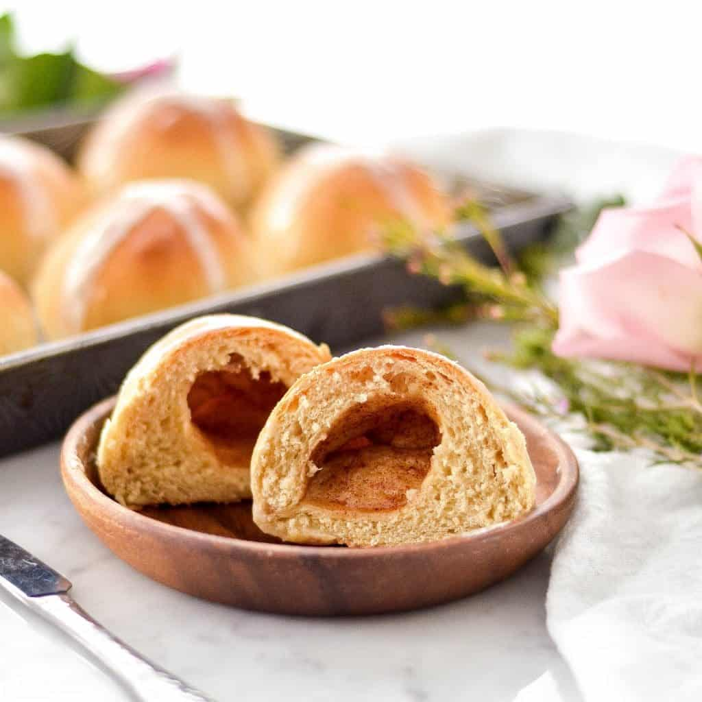 Celebrate the true meaning of Easter by making these Homemade Resurrection Rolls from scratch! They really look like empty tombs and taste delicious!