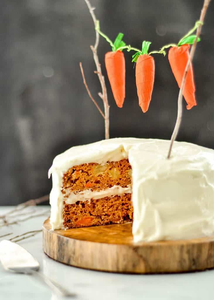 Carrot Cake Recipe Using Baking Powder