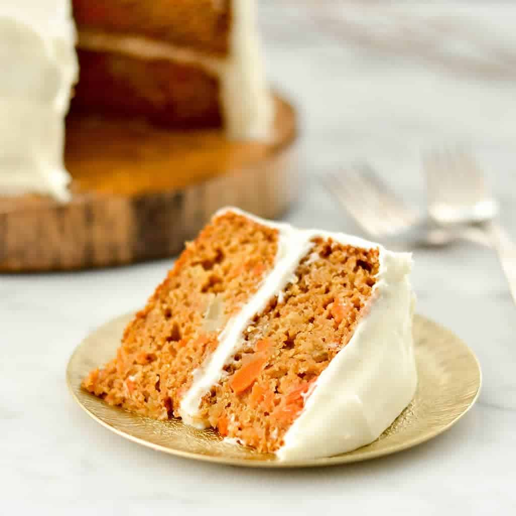 Carrot Cake Recipe With Oil Not Butter
