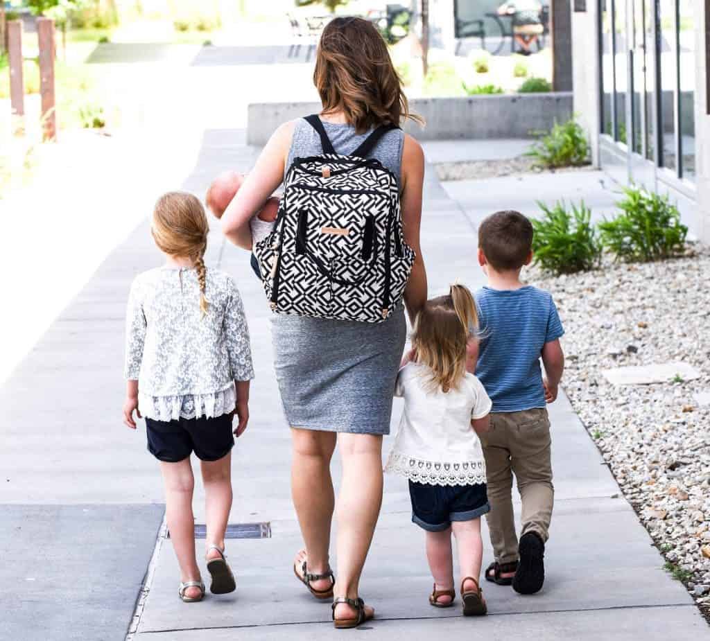 Petunia Pickle Bottom Intermix System. 4 kids! Mommy style!