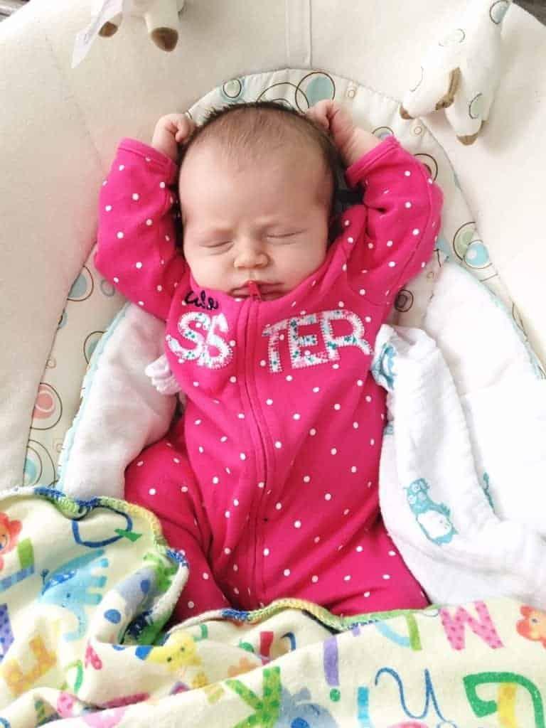 Mara Hope: 6 Weeks An update on life postpartum!