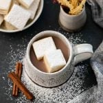 Maple Cinnamon Homemade Marshmallows {Paleo}!