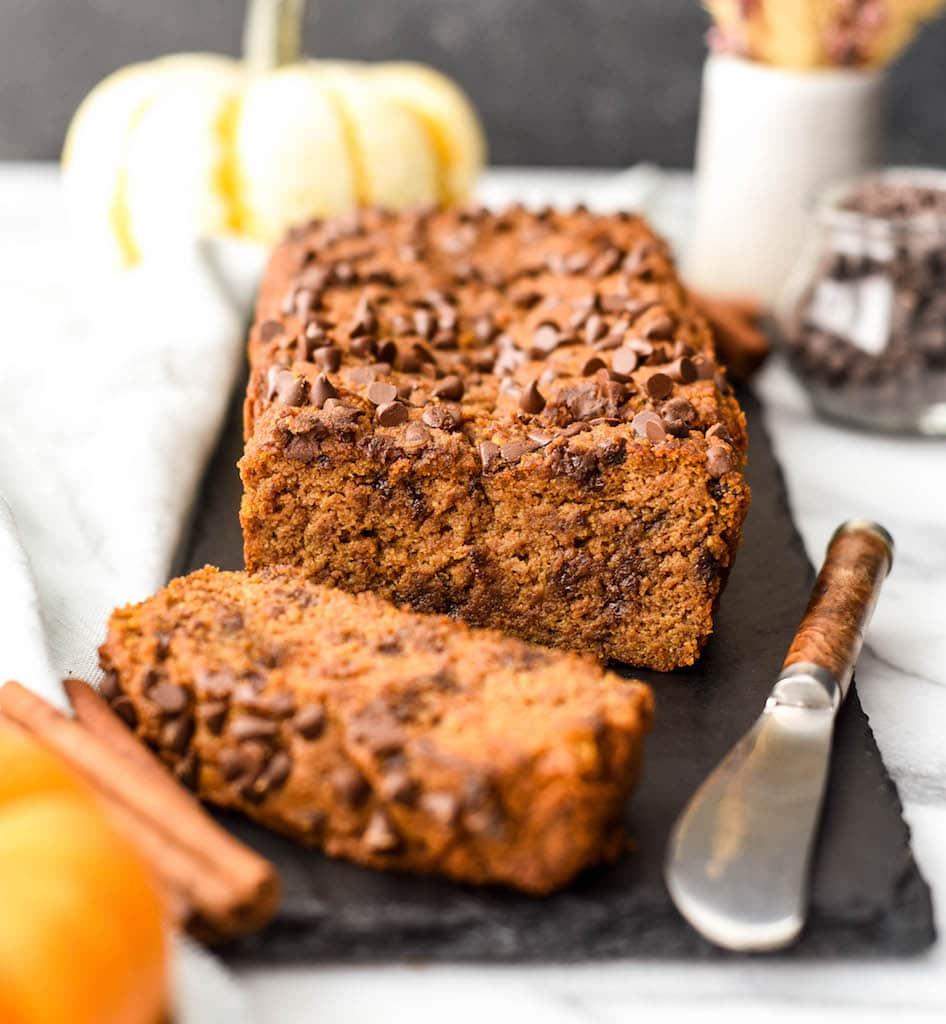 Paleo Pumpkin Bread - JoyFoodSunshine