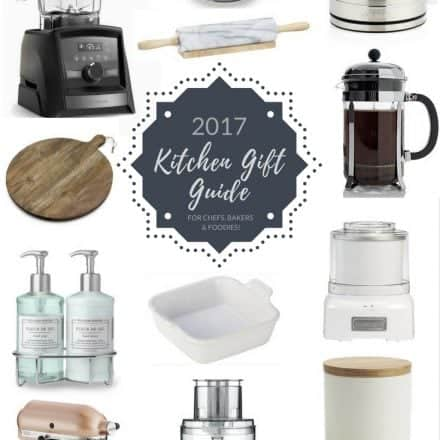 2017 Kitchen Holiday Gift Guide