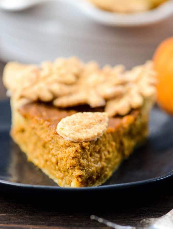 Best Pumpkin Pie Recipe from Scratch