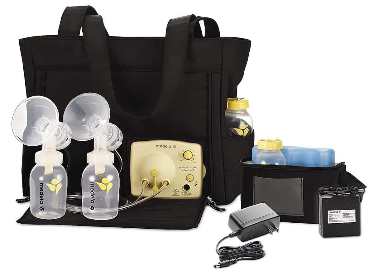 baby registry list breast pump