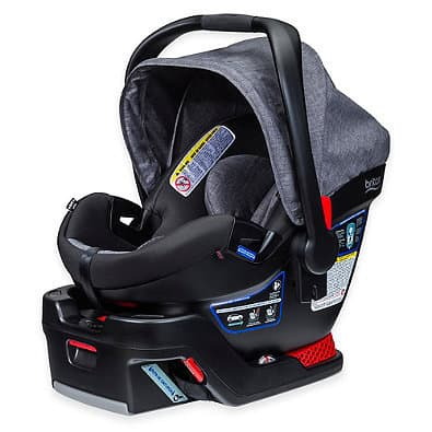 baby registry list car seat