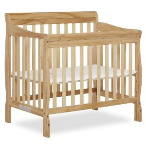 baby registry list crib