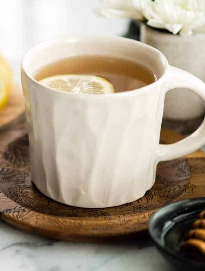 Immune Boosting Tea  {+ Video}