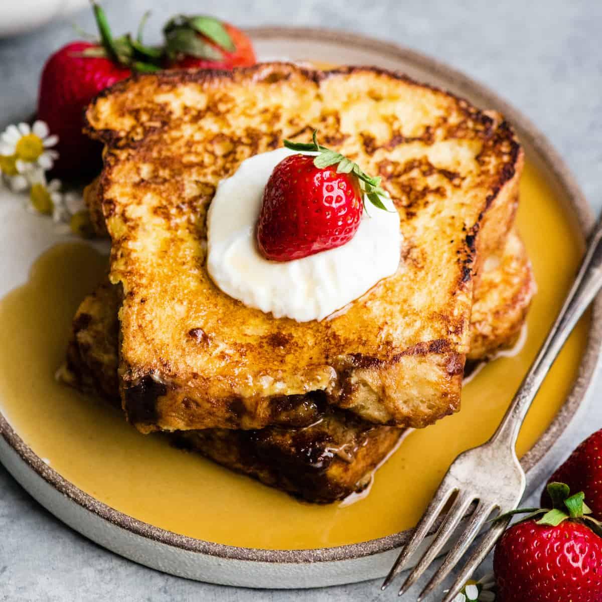 Best Easy French Toast Recipe Joyfoodsunshine