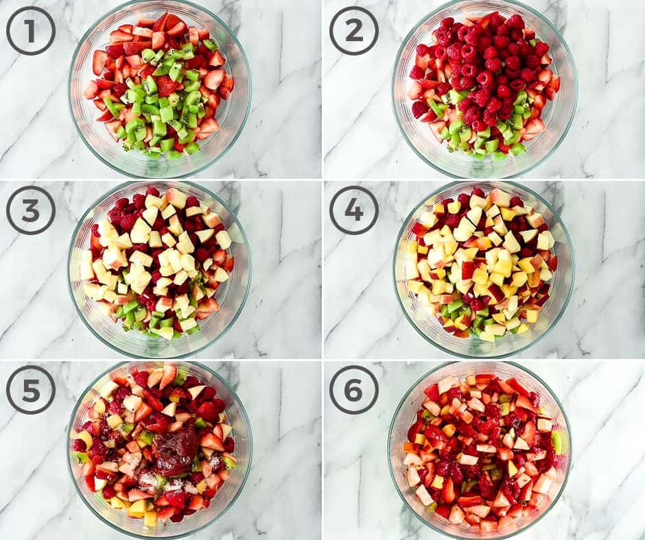 how to make salsa for chips