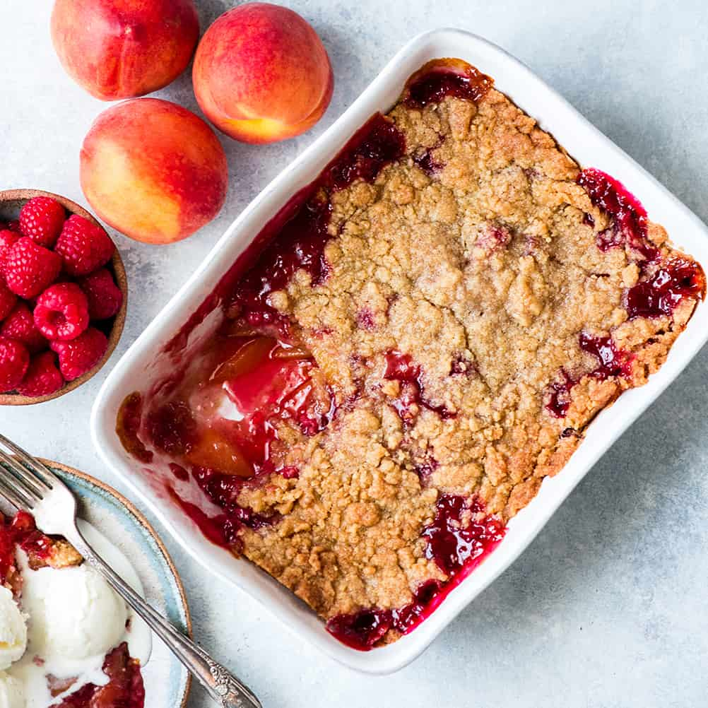 Communication on this topic: Peach-Raspberry Crisp, peach-raspberry-crisp/