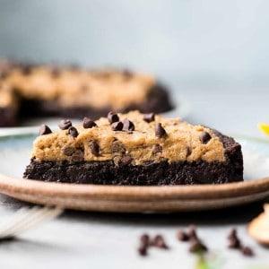 Brownie Cake Recipe