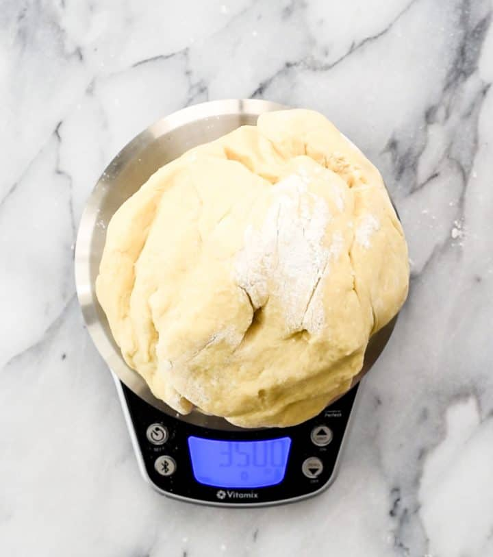 photo showing how to make homemade dinner rolls