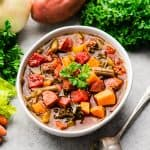Sausage Kale Soup