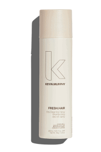 photo of a bottle of kevin murphy dry shampoo, Moments November 2018