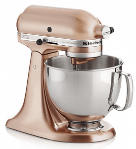 Front view of a kitchenaid mixer part of the list of Best Kitchen Gifts (  sc 1 st  JoyFoodSunshine & Best Kitchen Gifts - JoyFoodSunshine