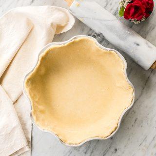 Homemade Butter Pie Crust