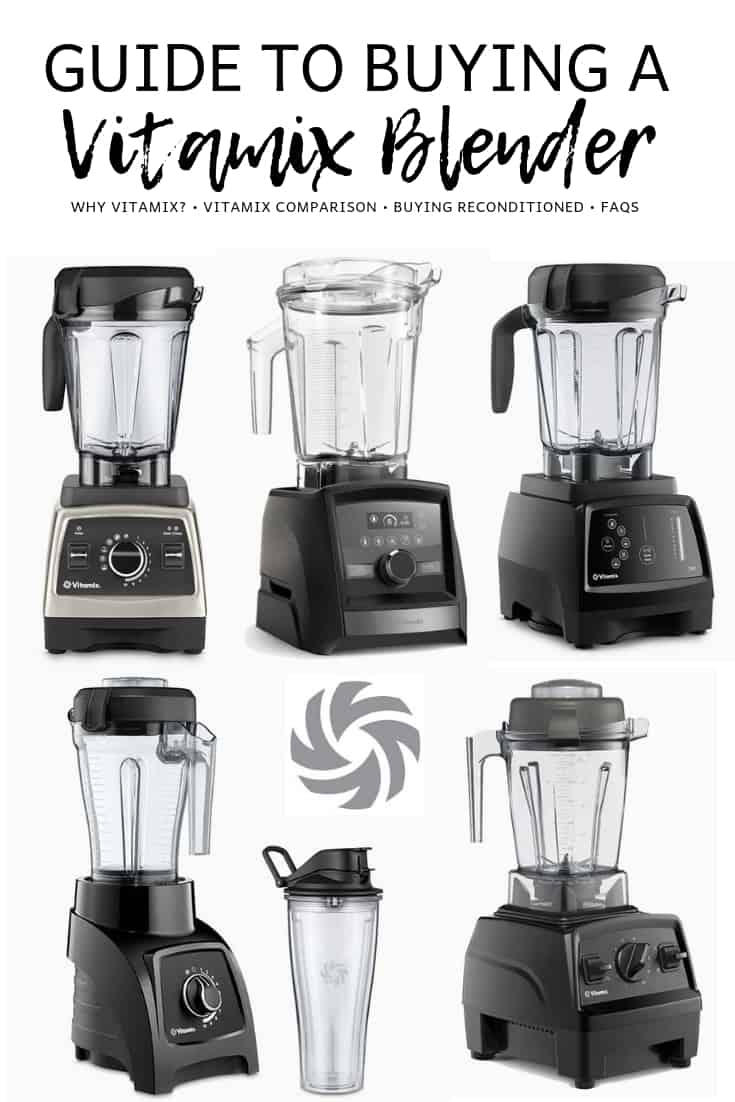 Which Vitamix is the Best? A Vitamix comparison of 5 different models and  answers to