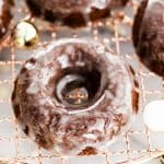 Paleo Chocolate Donuts