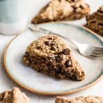 Mocha Chocolate Scones