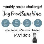 May 2019 Recipe Challenge