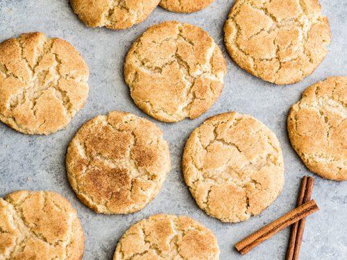 Best Snickerdoodle Cookie Recipe Joyfoodsunshine