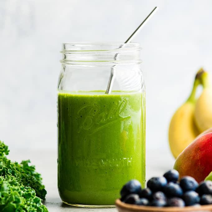 Best Green Smoothie Recipe Joyfoodsunshine