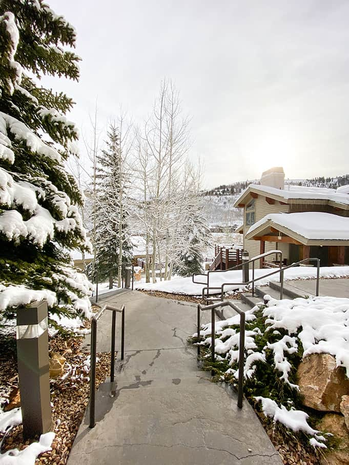 Deer Valley Resort Trail's End Lodge