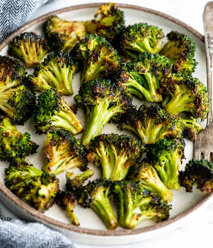 Oven Roasted Broccoli Joyfoodsunshine