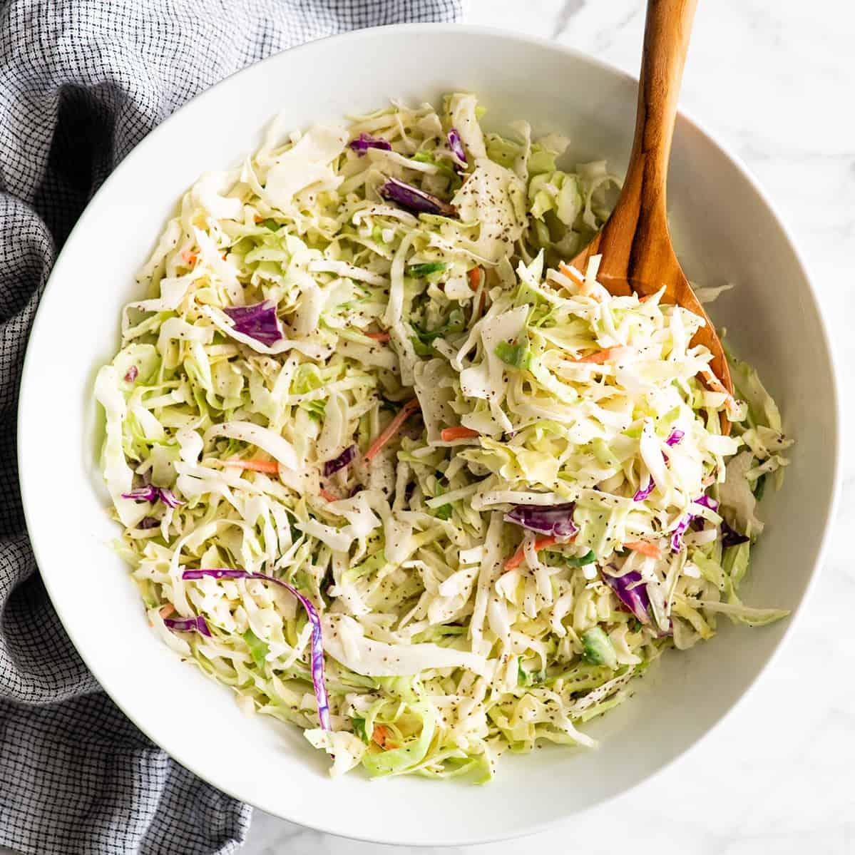 Best Coleslaw Recipe Joyfoodsunshine