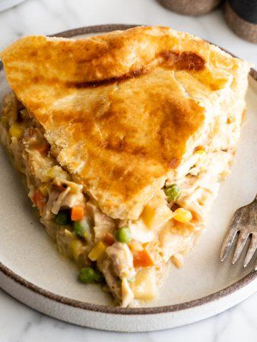 Chicken Pot Pie from Scratch