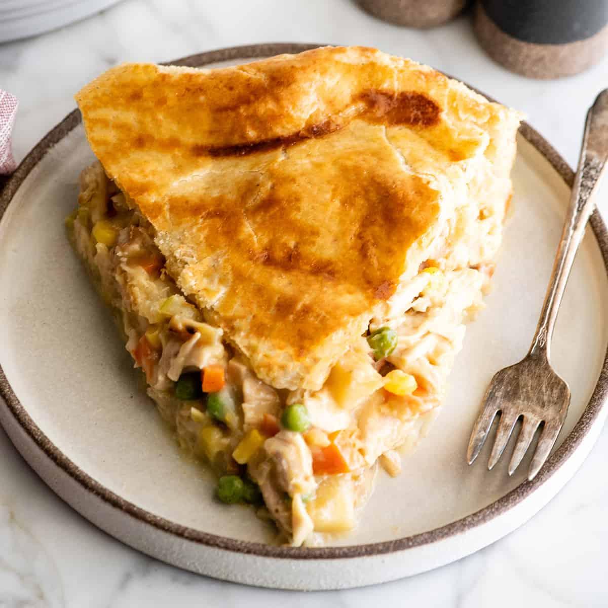 Best Homemade Chicken Pot Pie Recipe From Scratch Joyfoodsunshine