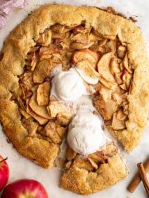 Apple Galette Recipe