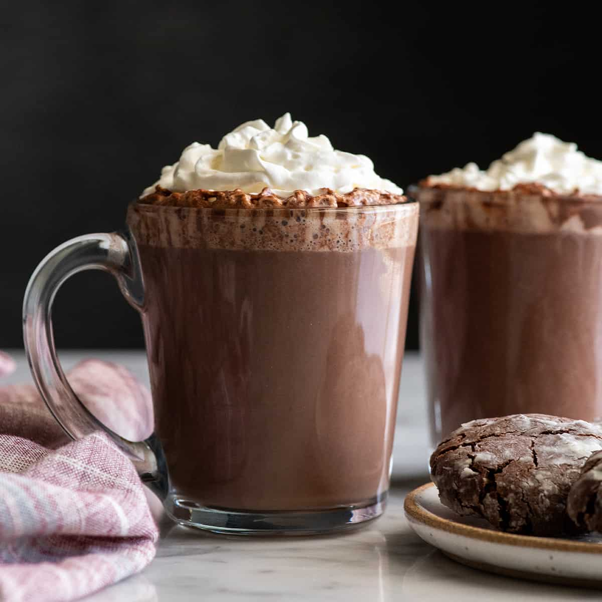 Homemade Hot Chocolate Recipe Hot Cocoa Joyfoodsunshine
