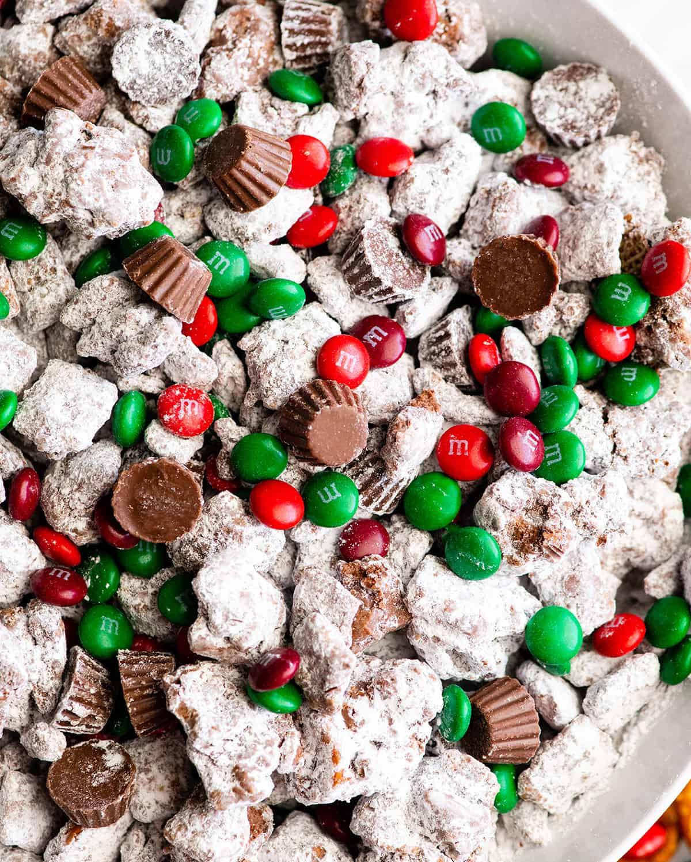 Reindeer Food Recipe Christmas Puppy Chow Joyfoodsunshine