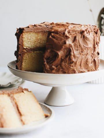 Best Yellow Cake
